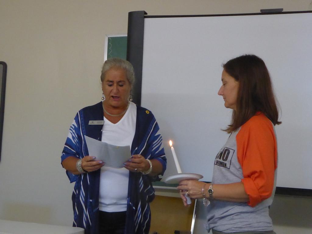 Board Meeting (Retreat) Sept. 14 – 16, 2018