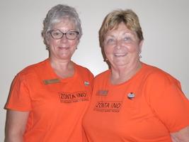 Lori Robinson & Kathy Smith