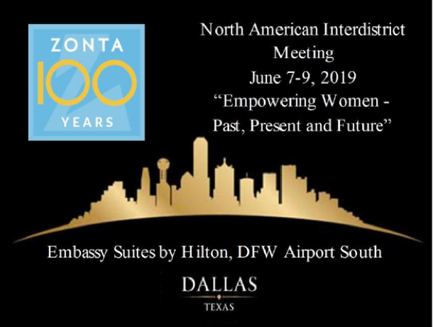 North American Interdistrict Meeting – Save the Date