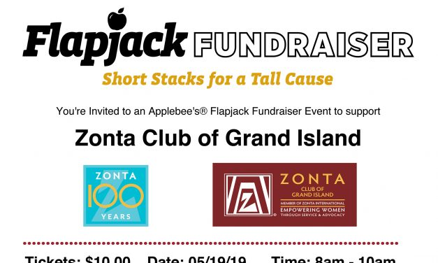 Flapjack Fundraiser May 19th