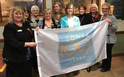 Owen Sound Zonta celebrates 100th anniversary