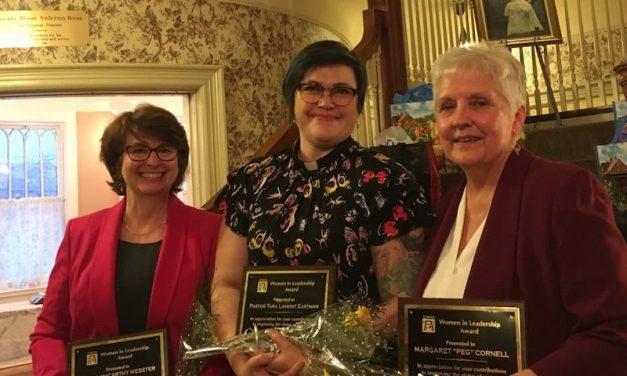 ZC of Jamestown Name Women in Leadership for 2019
