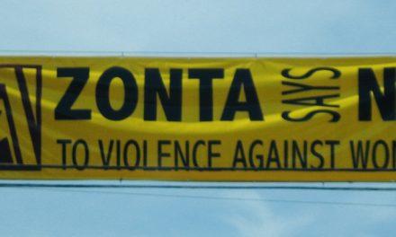 ZC of Corry Establishes Banner Over Center Street