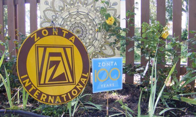 ZC of Batavia-Genesee Plants Yellow Roses