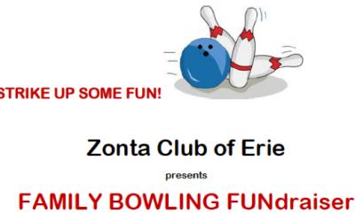 ZC of Erie Family Bowling FUNdraiser Feb. 22nd