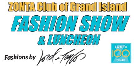 ZC of Grand Island Fashion Show, Sun. Apr. 26th.