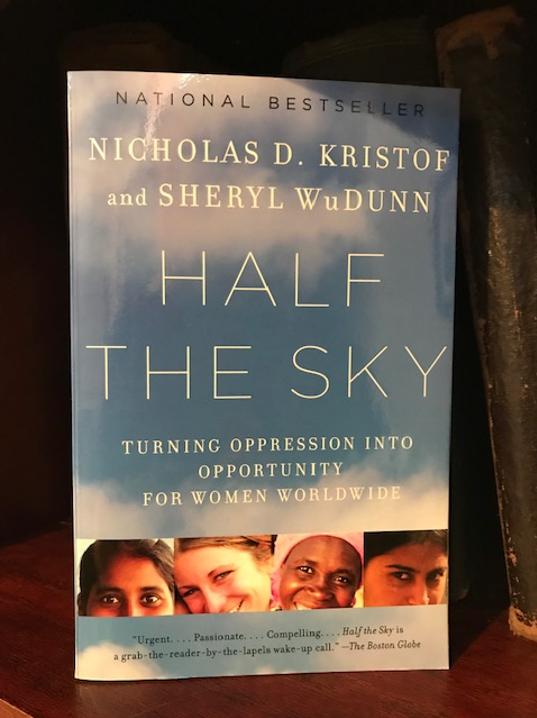 Sheryl WuDunn Half The Sky